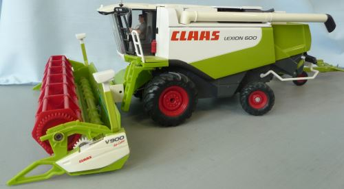 CLAAS Lexion small